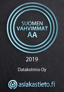 Suomen Vahvimmat AA 2019